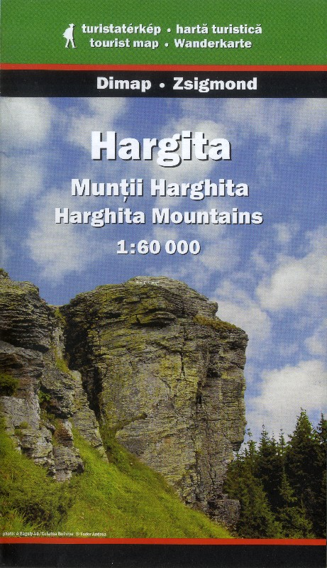 Harghita Mountains (Dimap - 1:60.000)