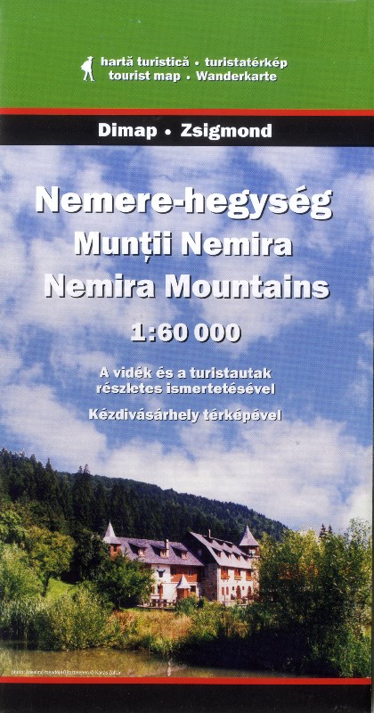 Nemira Mountains (Dimap - 1:60.000)